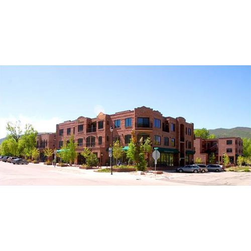aspen commercial architect tkga's riverside plaza, ute center project in basalt, co
