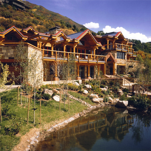 red mountain residential architect tkga's red mountain home in aspen, co